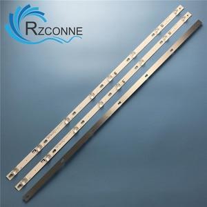 "LED backlight strip 8 lamp for TCL 43""TV D43A810 L43F1B  L43P1A-F 43HR330M08A2 V5 Shine0n 2D02636 DS-4C-LB4308-HR02J ZM02J"