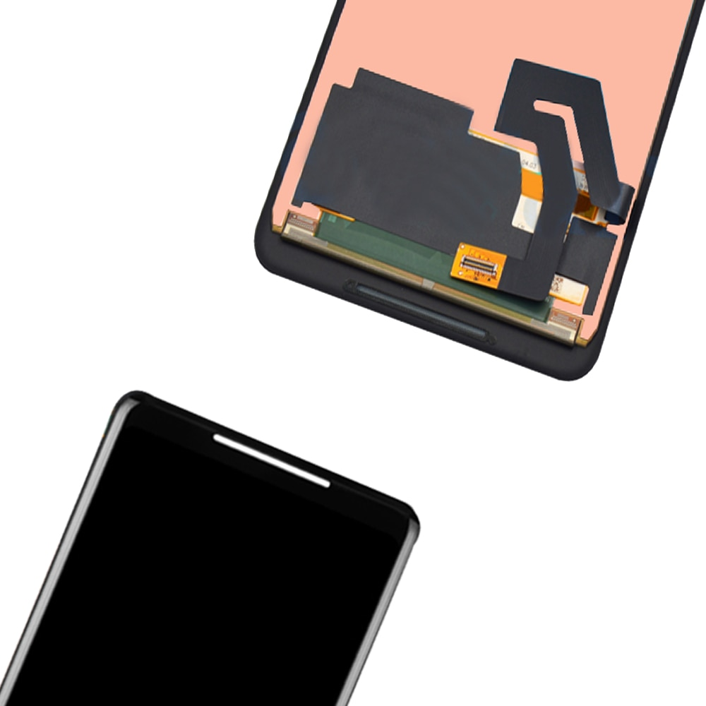 AAA+ For Google Pixel 2XL LCD Display Touch Screen Panel Digitizer Assembly For Pixel 2 XL Replacement Parts enlarge