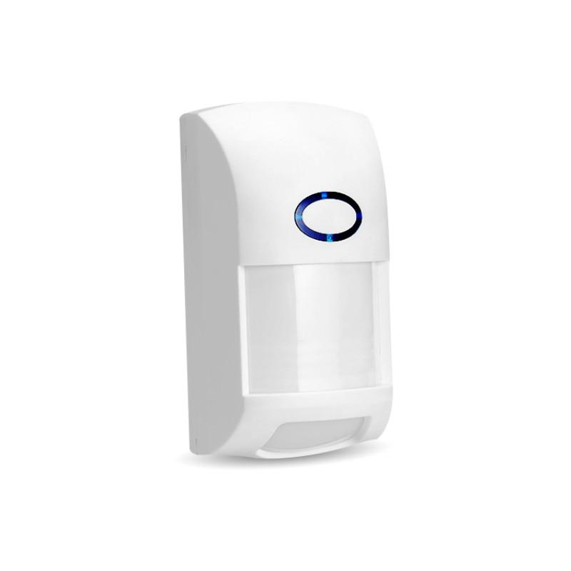 Tuya Smart WiFi Infrared Alarm Detector PIR Motion Sensor For Alexa Google Home Automation Modules S