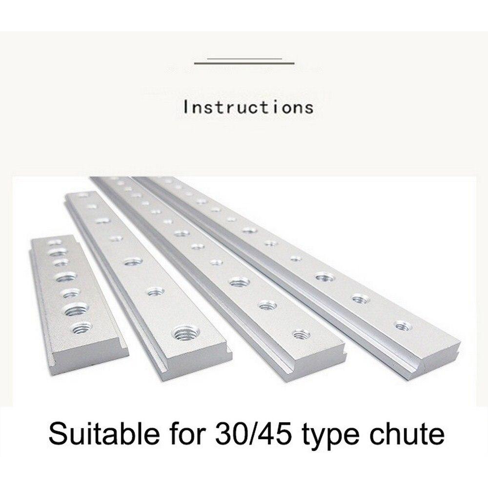 T-Slot Nut M6/M8 T-track Slider раздвижная гайка для 30/45 типа T треков Jigs винт слот крепеж Деревообрабатывающие инструменты