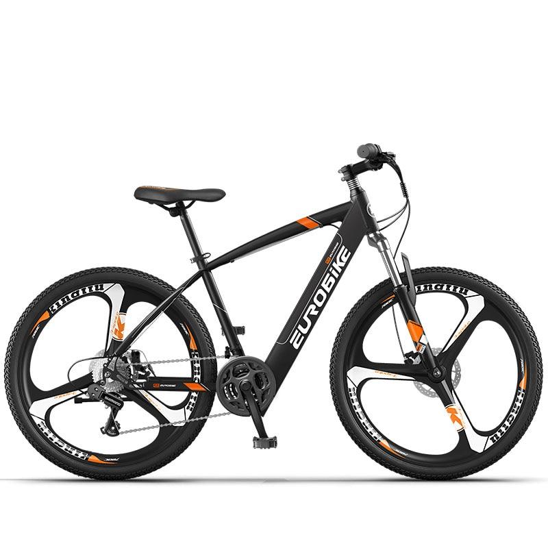 Bicicleta eléctrica de montaña de 26 pulgadas, bici de montaña, 36v, 250w,...