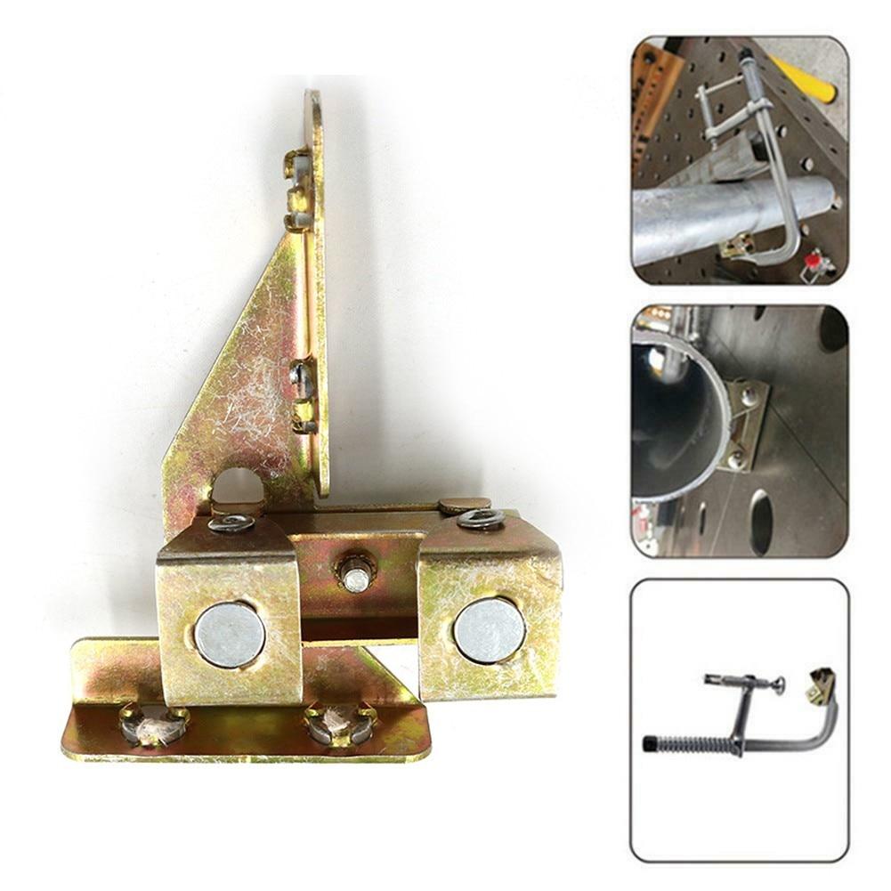 Upgraded Version Magnetic Welding Clamp Fixture Adjustable For Door Window Tool Welding Equipment Accessories