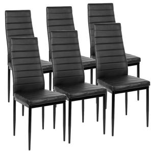 Dining chair Removable assembly home chair Tent Accessories 6pcs horizontal dining chairs Home Furniture Living Room Chairs HWC