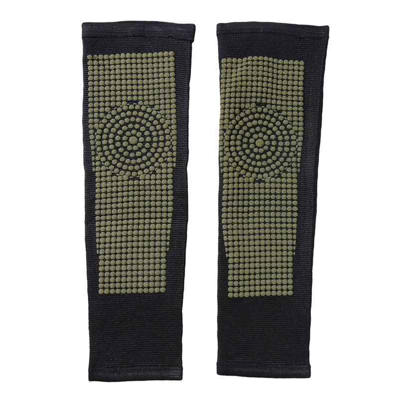 1 Pair Matrix Self Heating Knee Pads Brace Sports Kneepad Tourmaline Knee Support For Arthritis Joint Pain Relief Recovery New