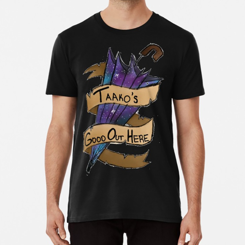 Camiseta de taak Good Out Here taz equilibrio de la zona de aventura
