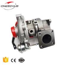 Grande capacité dapprovisionnement Turbo Kits chargeur pièces moteur Diesel turbocompresseur adapté pour RHF5