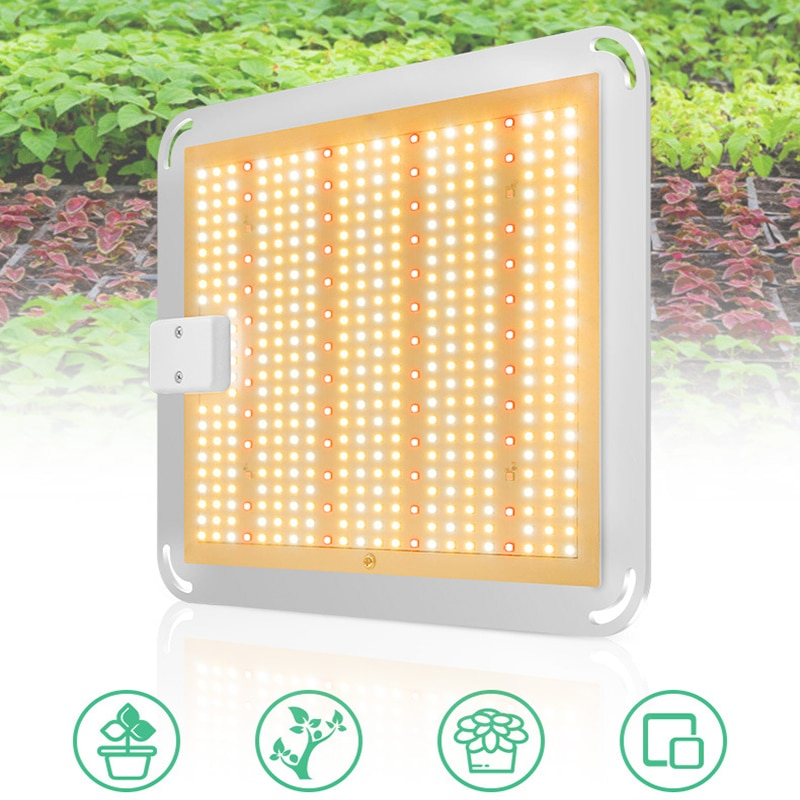 New Plant Growth Light Dual Control Greenhouse LED Light Plant Brand Indoor High Power Plant 1000W Plant Light Fill Light enlarge