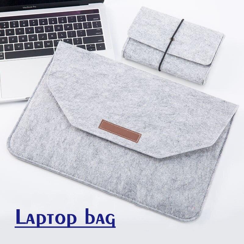 Funda para ordenador portátil de 13 de 14 15,4 16 pulgadas para Apple Macbook Air Pro 15,6 HuaWei Honor MagicBook... MateBook