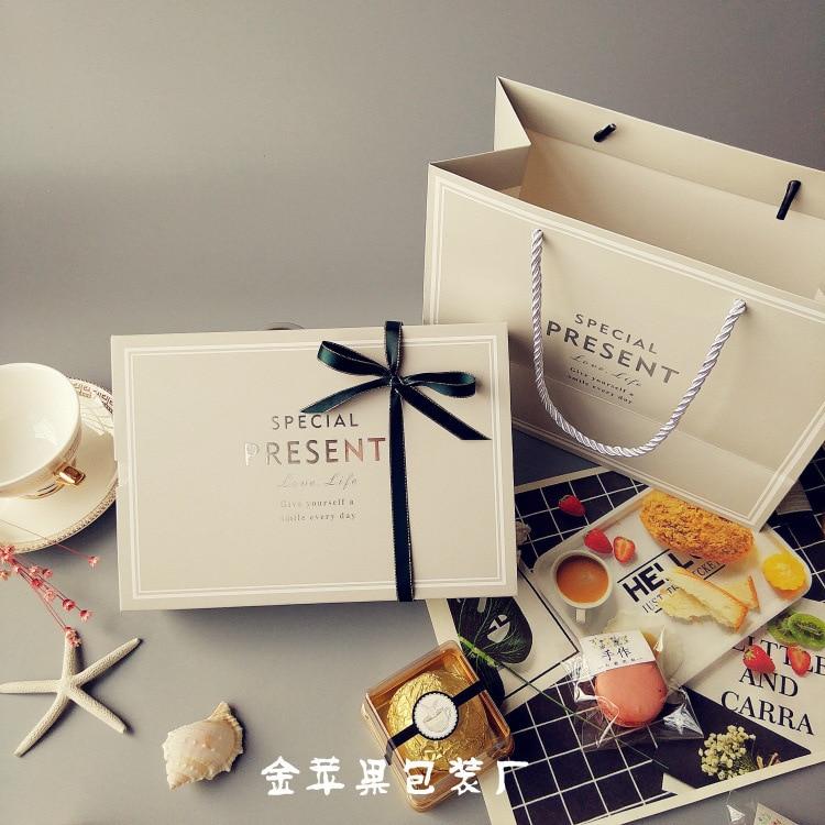Caja de embalaje de papel de caramelo y Chocolate europeo, caja de...