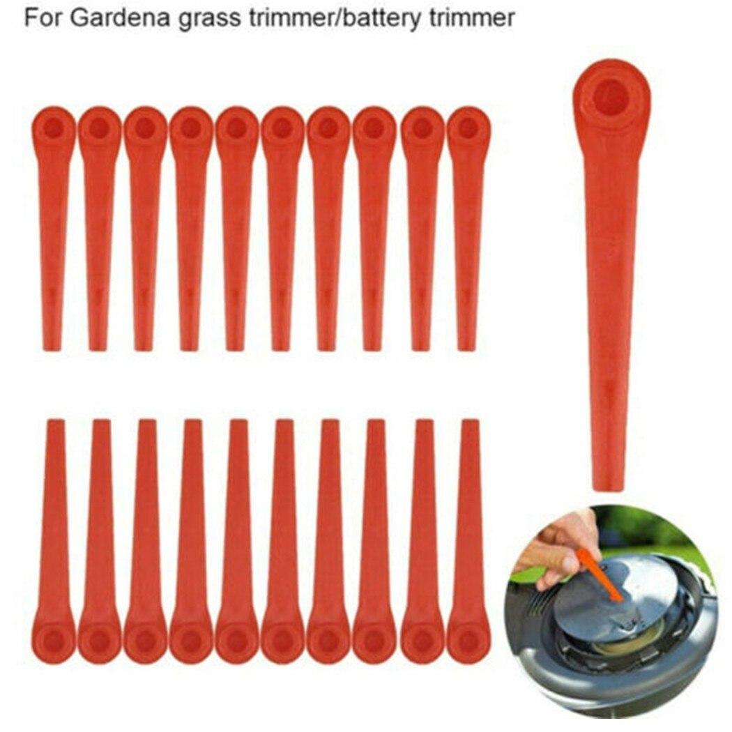 Kit de cuchillas de plástico para cortadora de césped, piezas de Li-1823R...