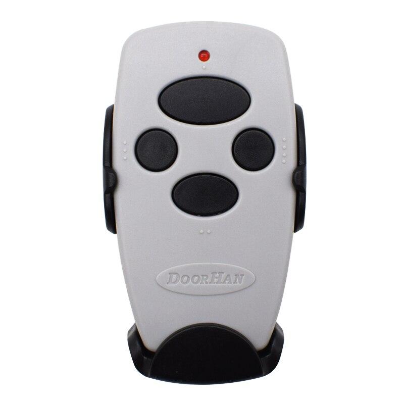 Doorhan 433MHz puerta de garaje control remoto transmisor de mano 2/4 para control de puerta controlador de puerta llave barrera 433,92 MHz