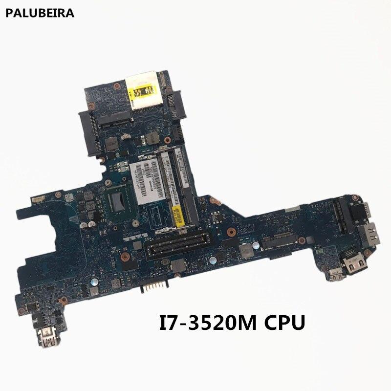 PALUBEIRA para DELL Latitude E6330 placa base de computadora portátil W/I7-3520M CPU CN-0D3RGW 0D3RGW D3RGW QAL70 LA7741P DDR3 prueba ok