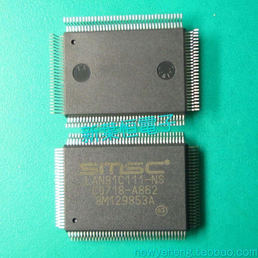 100% Original LAN91C111-NS QFP-128