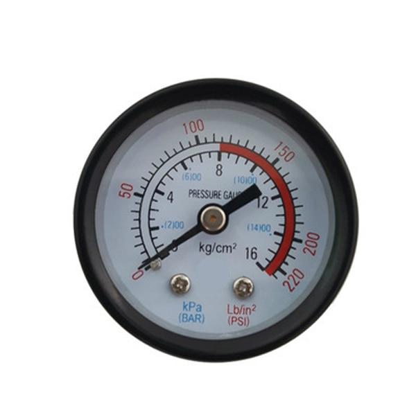 Манометр для подогрева пола, многофункциональный шаровой клапан, манометр, стандартный манометр для теплого коллектора