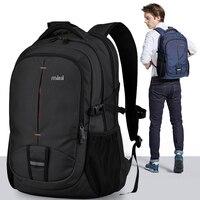 Mixi мужской рюкзак для студентов колледжа, сумка для ноутбука, Женский дорожный рюкзак для мальчиков, модный Водонепроницаемый Школьный рюк...