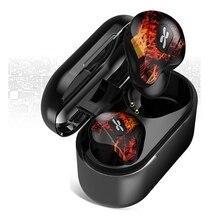 Plextone 4 Leven Headset, Tws Bluetooth 5.0 Waterdicht Opladen Doos