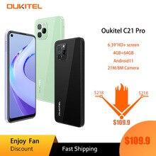 Oukitel C21 Pro Smartphone 4GB 64GB 6.39