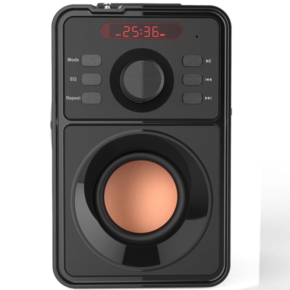 Big Bluetooth Speaker Portable Column High Power Subwoofer Music Center System Support AUX TF FM Radio Bluetooth Column Boom Box enlarge