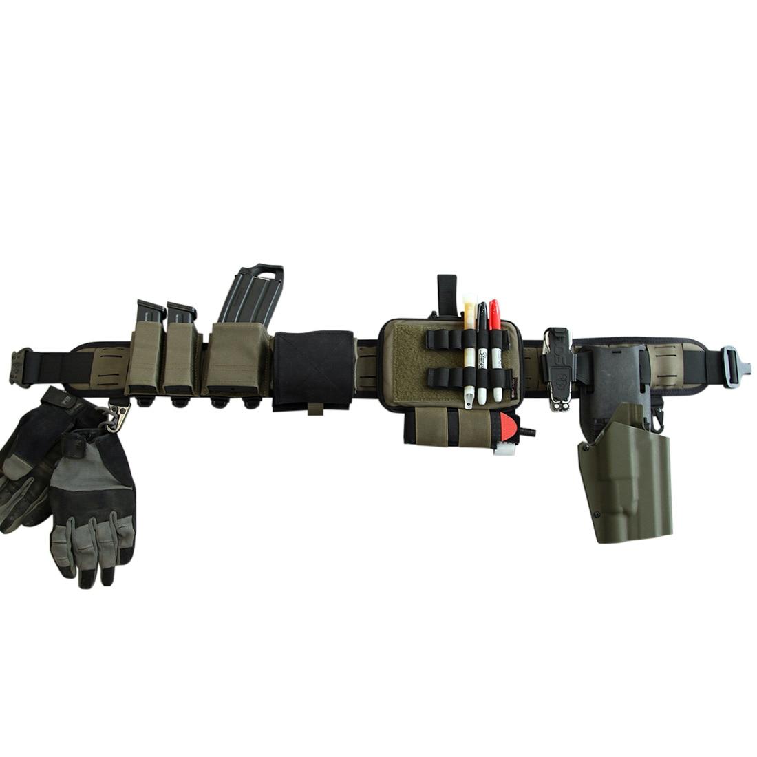 Bigfoot Orion 4.0 Tactical Belt Outdoor Combat Battle Belt Adjustable Military Waistband Set for Airsoft Tactical Loadout