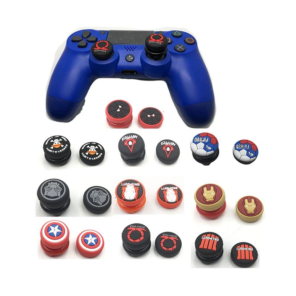 مجموعة من 20 زر تحكم لجهاز Sony Playstation 4 ، وحدة تحكم تناظرية لجهاز Switch Pro XBOX360
