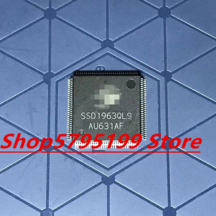 SSD1963QL9 SSD1963 tqfp128 5 قطعة