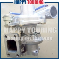 RHC6 Turbo Turbocharger Turbine for Hino Truck 241001610C 24100-1610C Turbo charger