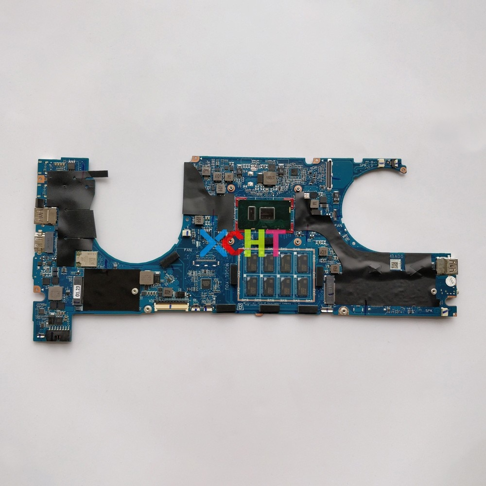 L02235-001 L02235-601 DA0Y0UMBAD0 واط i7-7500U وحدة المعالجة المركزية ث 8 جيجابايت RAM ل HP EB 1040 G4 الكمبيوتر المحمول اللوحة الأم اللوحة الأم اختبارها