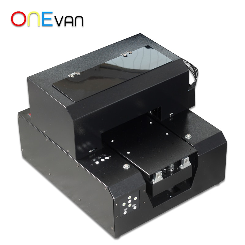 Envío gratuito 2020 nueva impresora UV. Impresora plana UV pequeña para negocios domésticos. Epson L800 UV impresora