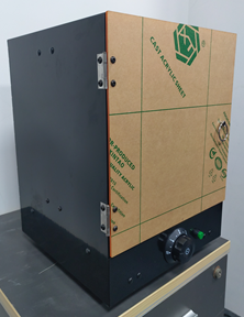 UV lamp curing box With turntable : Anycubic 3D printer curing machine, suitable for 3D printer curing models of UV resin curing недорого