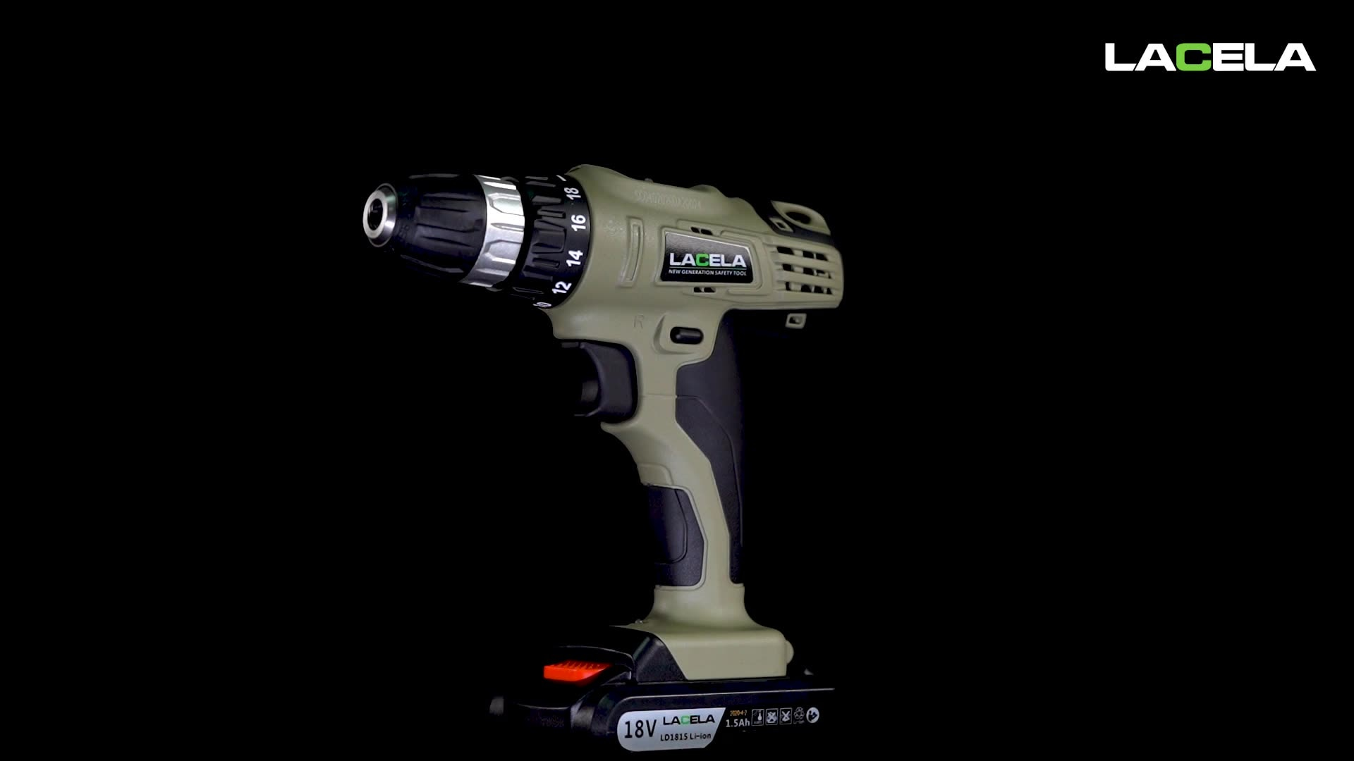 Factory Price New Cordless Electric Power Drill 18V