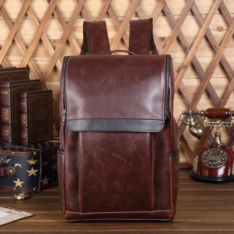 أفضل بيع على ظهره الذكور الكورية في الهواء الطلق حقيبة سفر بو الرجال حقيبة ذات سعة كبيرة العصرية حقيبة ظهر الطالب من JT550015