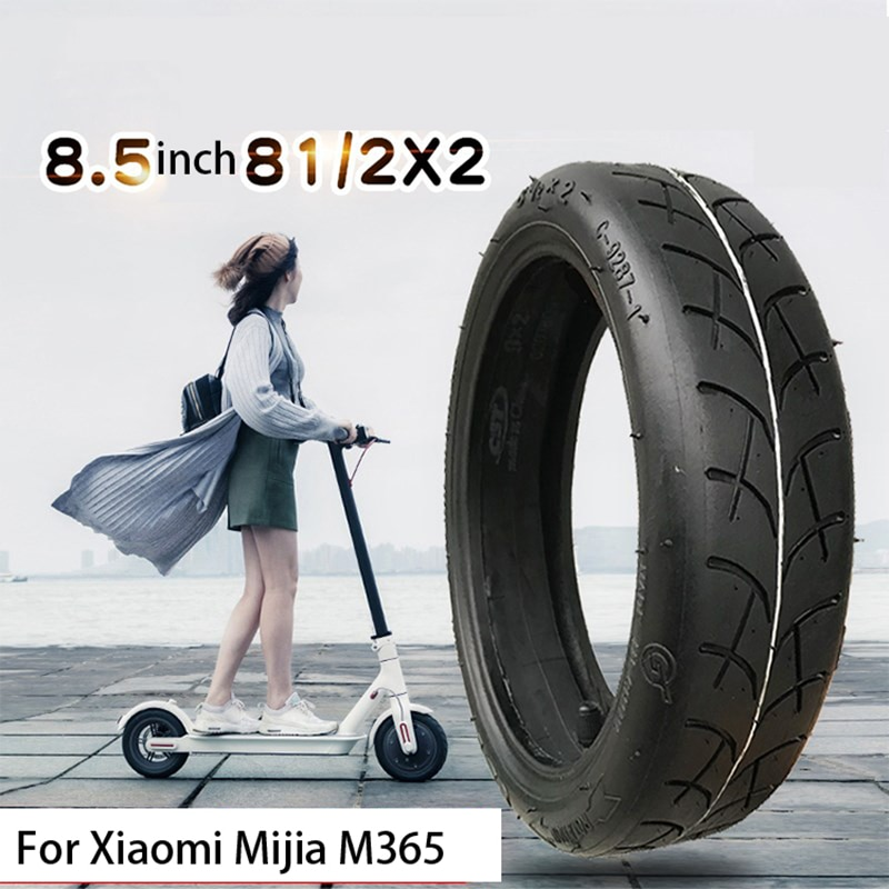 8.5 inches For Xiaomi Mijia M365 Scooter Tire Inflatable Tyre 8 1/2*2 Inner Tube Camera Durable m365 & pro Replacement Tyres