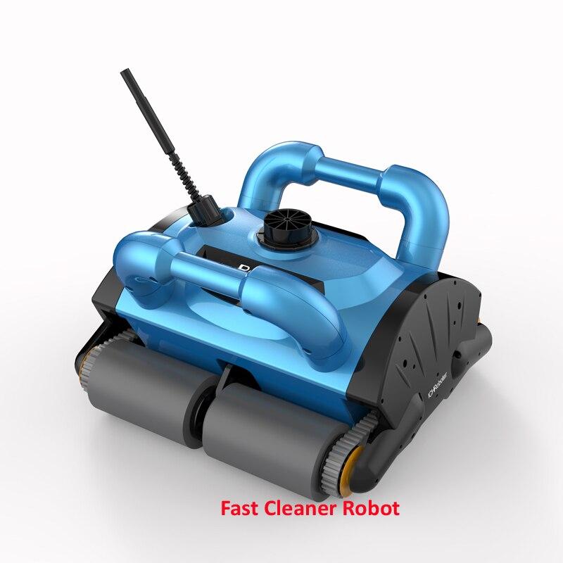 Robot inteligente para escalada en pared y Control remoto, limpiador de piscina,...