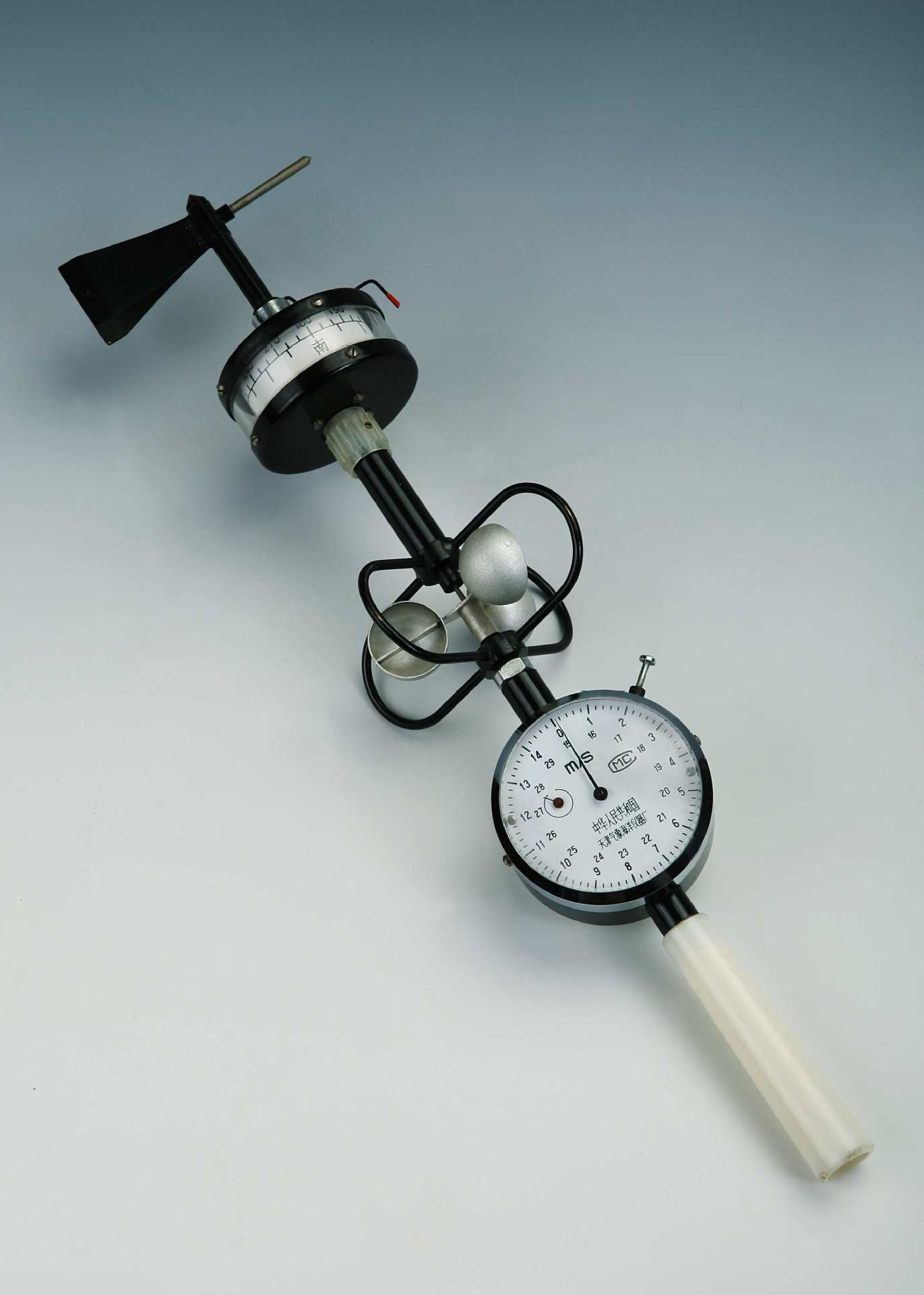 DEM6, легкий анемометр с тремя чашками направления ветра, морской Анемометр