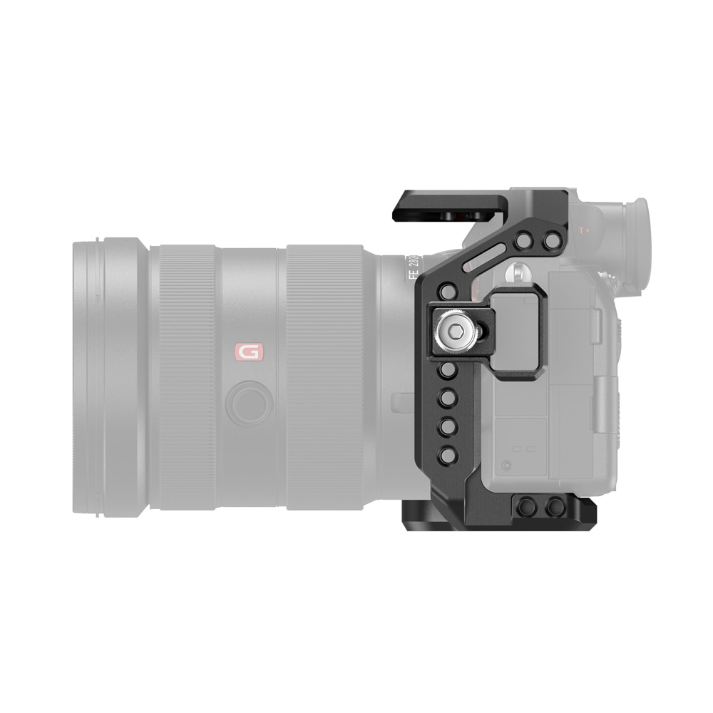 SmallRig A7S3 A7siii Camera Cage for SONY Alpha 7S III & compatible Cable Camera Clamp Sony Accessories 3007 enlarge