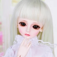 14 scale nude bjd doll kid cute girl bjdsd resin figure doll diy model toy gift not included clothesshoeswig a0248bory msd