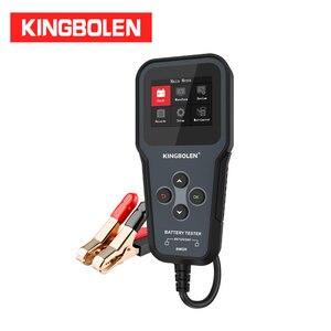 Image 1 - Тестер Аккумуляторов BM520, 2,8 дюйма, 6 в, 12 В, 24 В