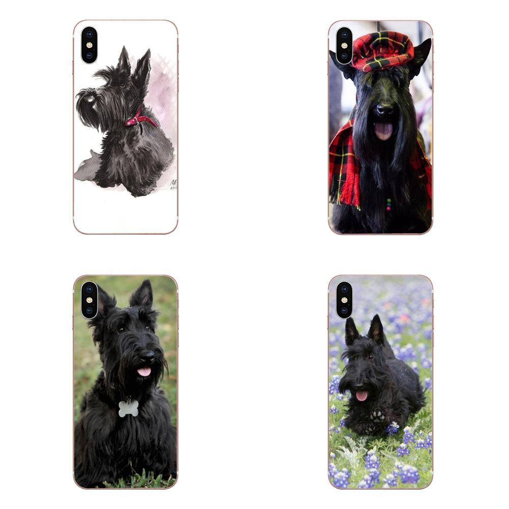 Me encanta mi Scottish Terrier cachorro de perro para Xiaomi Redmi mi10 lite Pro Nota 9 PRO Max 9s Mi9 K30 K20 Pro 5G TPU cubierta de la caja del teléfono