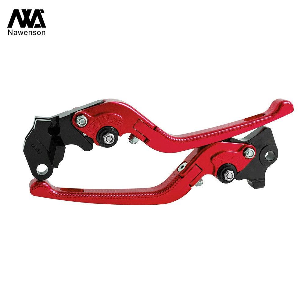 Para CB1100/GIO special/EX/RS 2013-2020 accesorios de motocicleta 3D CNC palanca de embrague de freno plegable de aluminio para VFR1200/F 2016-2017