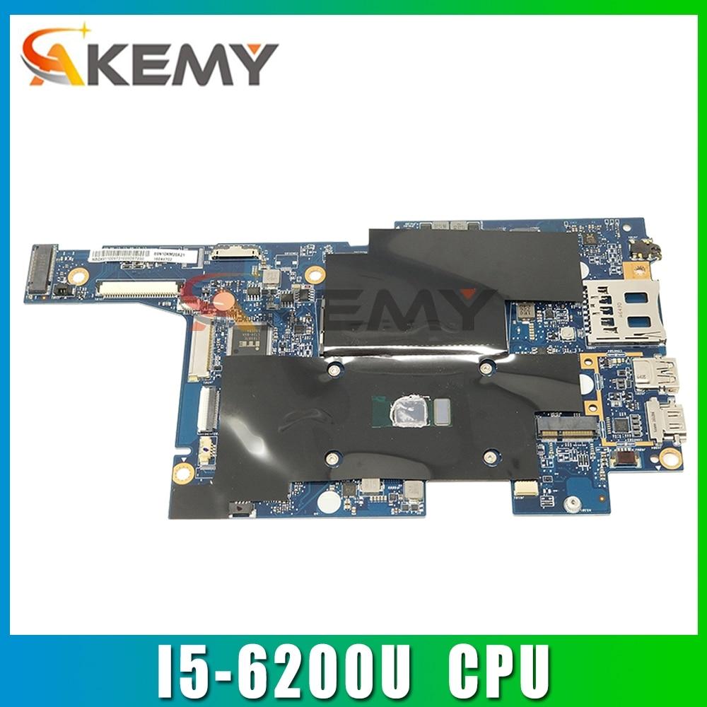 Akemy اللوحة الأم للكمبيوتر المحمول لشركة أيسر أسباير SP315-51 I5-6200U اللوحة الرئيسية st5db SR2EY DDR4
