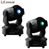 free shipping 2pcslot dj lights 90w led moving head spot light stage lighting 90w led 3 facet prism dj spot light