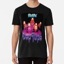 deep purple burn T shirt deep purple dp burn rock classic blackmore paice lord hughes