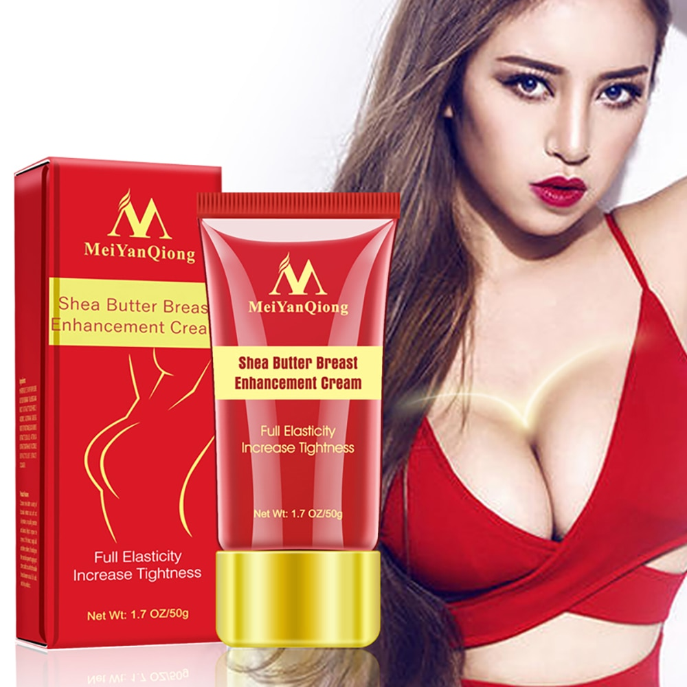 MeiYanQiong Chest Fast Growth Breast Enhancement Cream Promote Female Hormones Lift Firming Massage