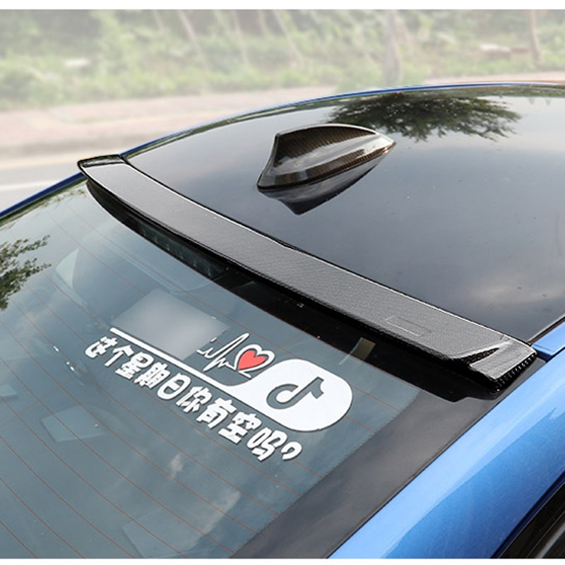 Aileron daile de fenêtre de toit arrière de Fiber de carbone de Style à ca de F30 pour BMW F30 320i 328i 330i 335i 320d 325d 328d 2012 - 2017