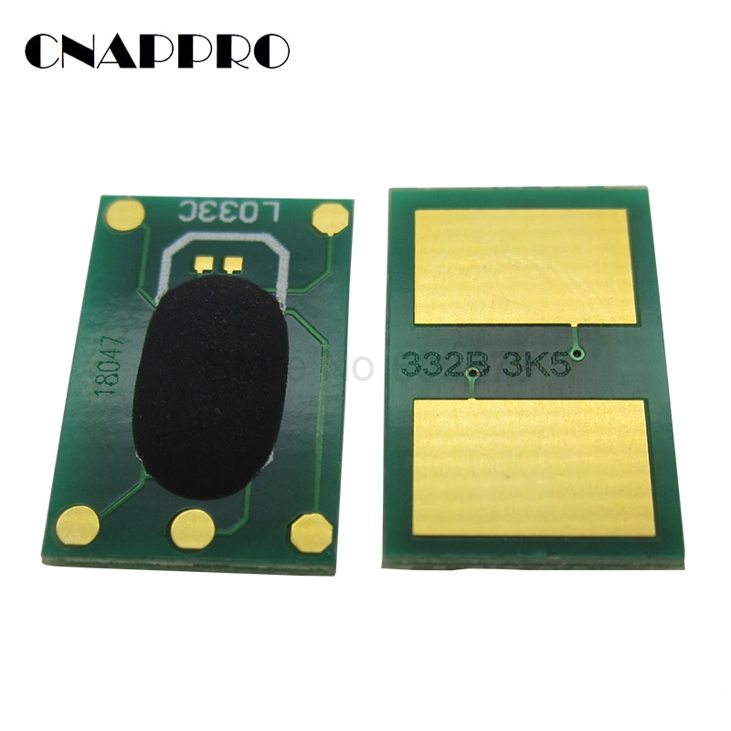 Тонер-чип C332 для OKI C332dn MC363dn MC363 C 332dn MC 363dn 46508712 46508711 46508710 46508709 Сброс картриджа, 4 шт.