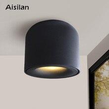 Aisilan lampes de plafond à Spot, Downlight, projecteurs de plafond, éclairage nordique pour la cuisine,