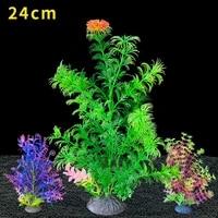 decorative simulated aquatic weed aquarium accessories fish tank decorations acuario tools aquario ornaments plants flowers