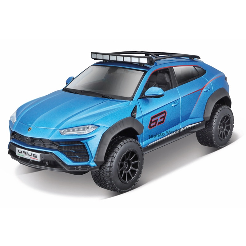 Maisto 1:24 Modified version Lamborghini Urus Highly-detailed die-cast precision model car Model collection gift