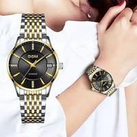 women mechanical watch fashion stainless steel design top brand luxury waterproof female automatic clock montre femme g 79