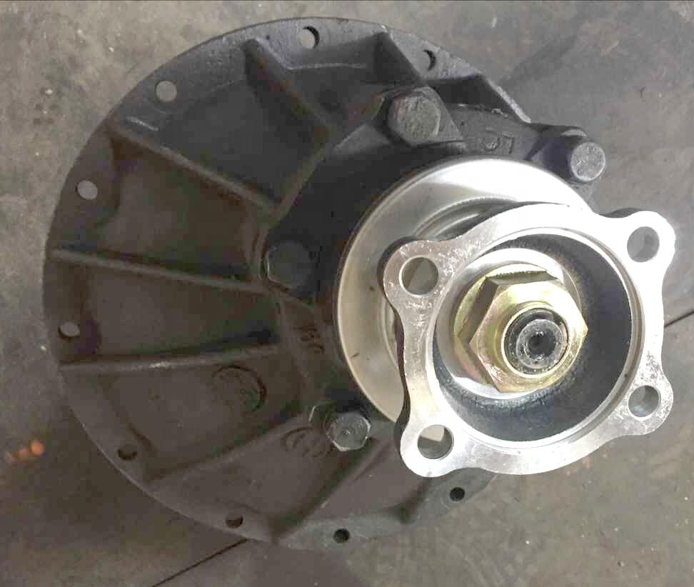7*41 7*43 7*39 NPR HD Light Truck Rear Wheel Final Differential Assembly with 20 Spline Axle for Isuzu enlarge